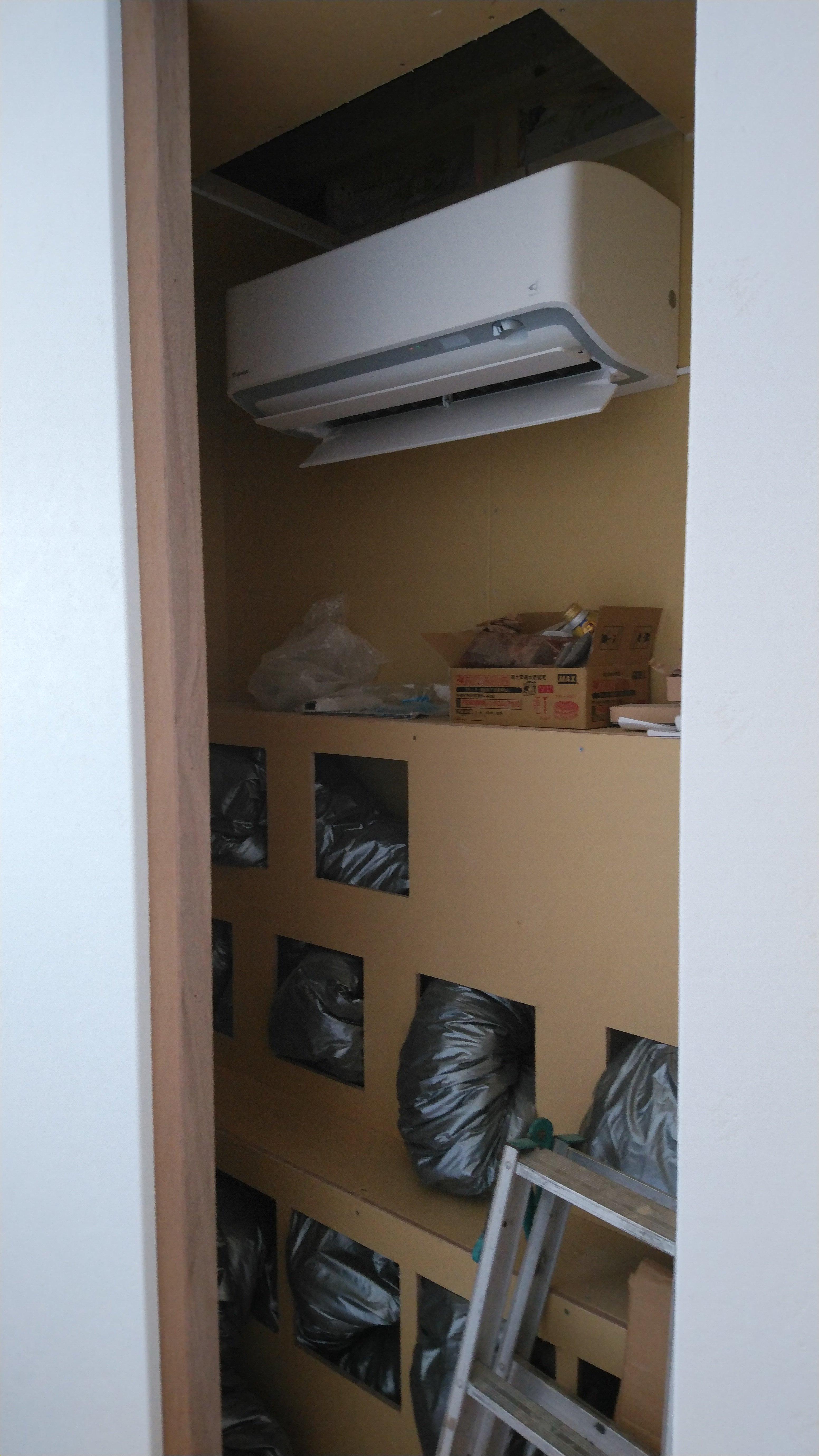 最新の住宅換気システム